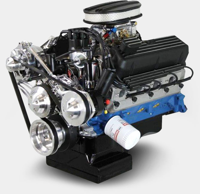 Ford 347 fuel injected woptional front drive components malvernweather Gallery